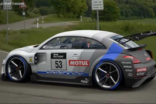Tjuneri oživljavaju čuvenu trkačku Bubu iz Gran Turismo igrice