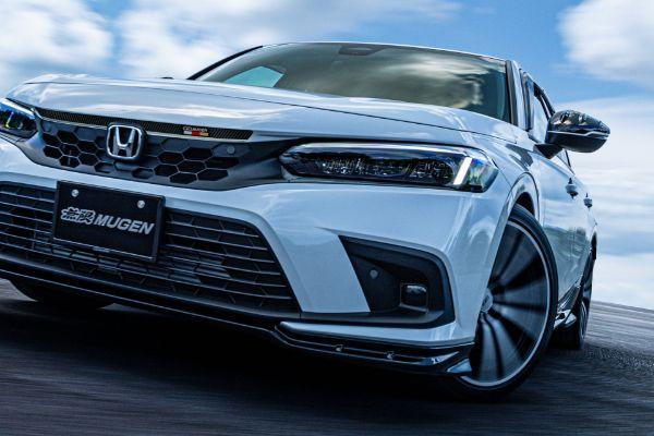 Mugen predstavlja paket opreme za novi Honda Civic model