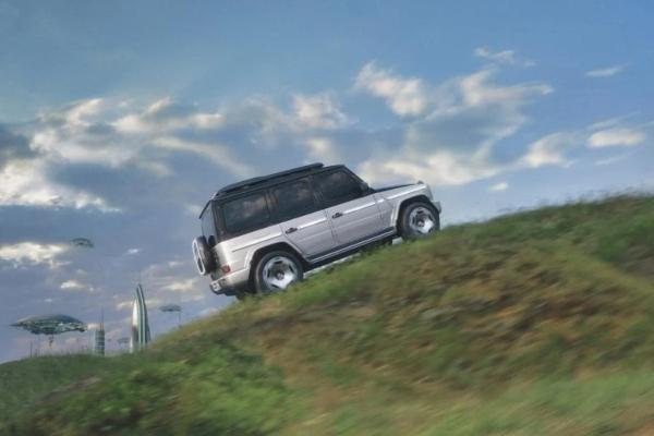 Mercedes predstavlja potpuno električnu G klasu sutrašnjice