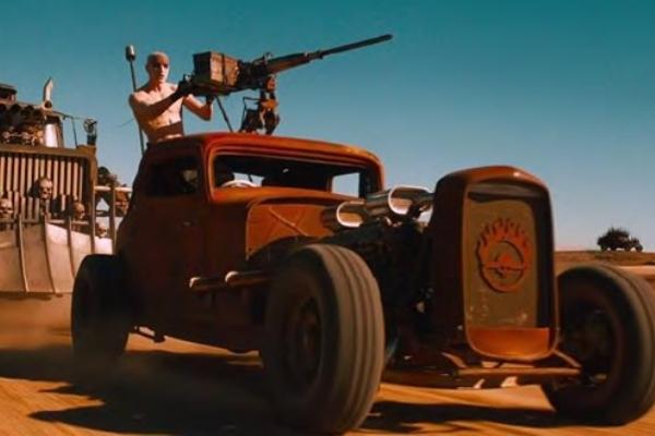 Neverovatna vozila Mad Max: Fury Road izdanja odlaze na aukciju
