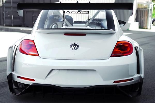 Prva Beetle GT mašina inspirisana Gran Turismo Sport video igrom