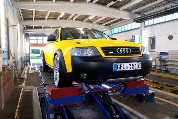 Jedinstveni Audi Frankenštajn od 17.000 evra