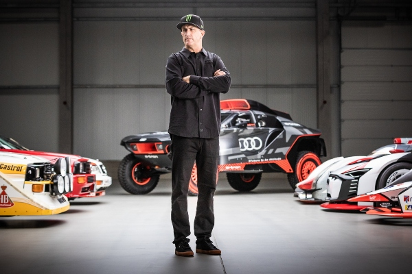 Ken Blok i Audi radiće zajedno na električnoj budućnosti