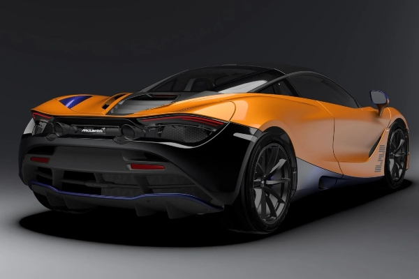 U čast velikog F1 uspeha McLaren predstavlja ograničenu 720S verziju