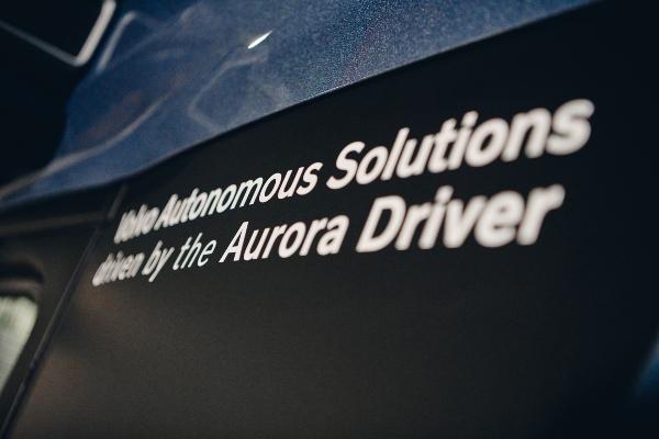 Volvo i Aurora predstavljaju prototip autonomnog kamiona